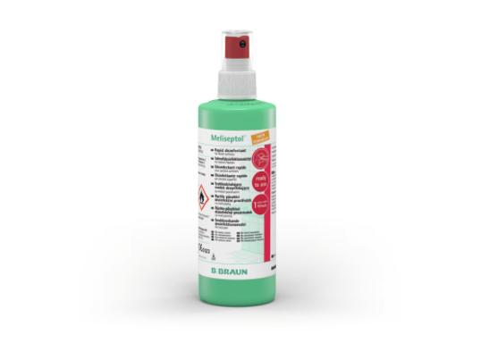 Prostředek dezinfekční na povrchy Meliseptol® New Formula láhev (spray)