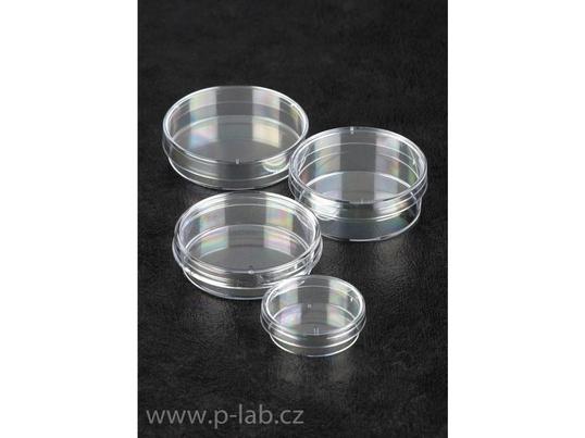 Petriho misky sterilní